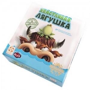 Настольная игра Стиль Жизни  'Хвастливая лягушка'