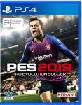 игра PES 2019 PS4 - Русская версия
