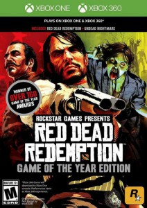 игра Red Dead Redemption Game of the Year Edition Xbox One - Xbox 360