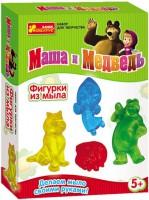 Набор для творчества Ranok Creative 'Фигурки из мыла. Маша и Медведь' (15100100Р)