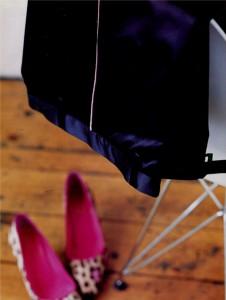 фото страниц 101 идея чудесных превращений одежды с помощью бисера, тесьмы, красок, аппликаций, вышивки #6