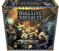 Настольная игра CMON Кромешная тьма 'Massive Darkness' (16021)
