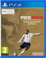 игра Pro Evolution Soccer 2019 David Beckham Edition PS4 - Русская версия
