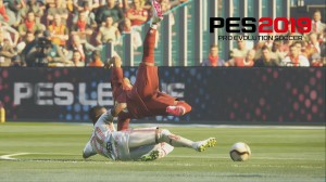 скриншот Pro Evolution Soccer 2019 David Beckham Edition PS4 - Русская версия #4