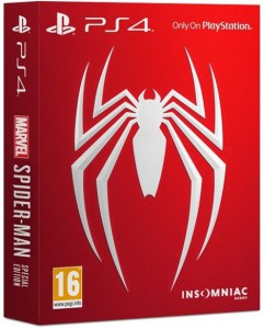 игра Spider-Man Special Edition PS4 - Русская версия
