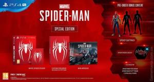 скриншот Spider-ManSpecial Edition PS4 - Русская версия #2