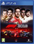 игра F1 2018 PS4 (русская версия)