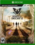 игра State of Decay 2 XBOX ONE