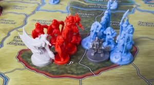 фото Настольная игра Cmon Война Кольца '2-е издание' 'War of the Ring 'Second Edition' (GG063) #3