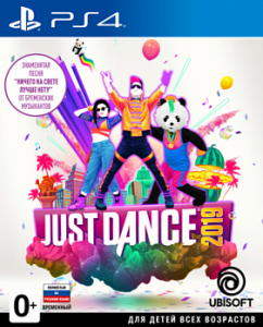 игра Just Dance 2019 PS4 - Русская версия