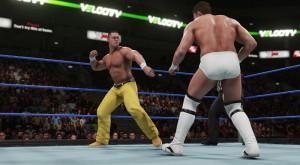 скриншот WWE 2K19 PS4 #8