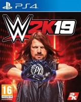 игра WWE 2K19 PS4