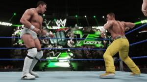 скриншот WWE 2K19 PS4 #4