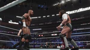 скриншот WWE 2K19 PS4 #2