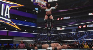 скриншот WWE 2K19 PS4 #5