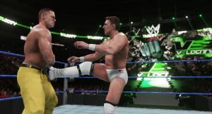 скриншот WWE 2K19 PS4 #7