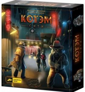 Настольная игра Котэм Сити 'Catham City' (52024)