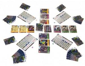 фото Настольная игра GaGa Games 'Миры Ктулху' (GG050) #2