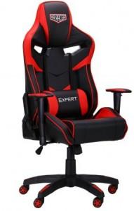 Кресло VR Racer Expert Winner черный-красный (521172)