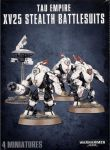 фигурка Фигурки для сборки Games Workshop 'Warhammer. Tau Empire XV25 Stealth Battlesuit' (99120113062)