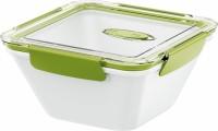 Ланчбокс квадратный Emsa Bento Box бело-зеленый ,1,5 л (EM513961)