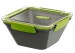 Ланчбокс квадратный Emsa Bento Box серо-зеленый ,1,5 л (EM513953 )