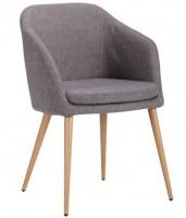Кресло Франческо DC-1733 бук-серый (521373)