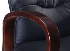 фото Кресло Лондон CF, кожзам черный 625-D Black PU+PVC (031184) #5
