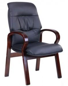 Кресло Лондон CF, кожзам черный 625-D Black PU+PVC (031184)