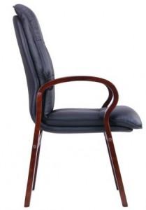 фото Кресло Лондон CF, кожзам черный 625-D Black PU+PVC (031184) #2