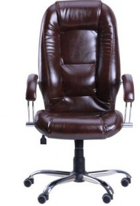 Кресло Надир Лайн Tilt Мадрас дарк Браун (365238)