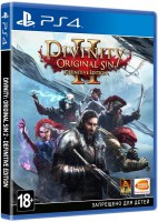 игра Divinity: Original Sin 2 Definitive Edition PS4 - русская версия