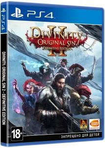 игра Divinity: Original Sin 2 - Definitive Edition - PS4 - русская версия