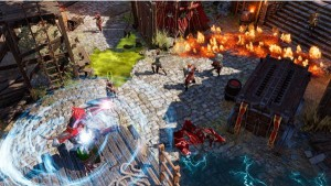 скриншот Divinity: Original Sin 2 Definitive Edition PS4 - русская версия #9