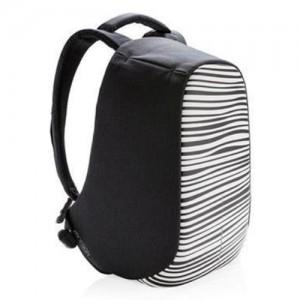 Рюкзак против краж XD Design 'Bobby Compact Zebra' (P705.651)