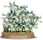 фото Фигурки для сборки Games Workshop 'Warhammer. Daemons of Nurgle Nurglins' (99129915037) #3
