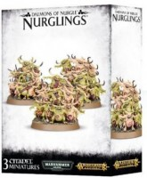 фигурка Фигурки для сборки Games Workshop 'Warhammer. Daemons of Nurgle Nurglins' (99129915037)