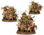 фото Фигурки для сборки Games Workshop 'Warhammer. Daemons of Nurgle Nurglins' (99129915037) #2