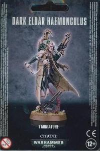 фото Фигурки для сборки Games Workshop 'Warhammer. Drukhari Haemonculus' (99070112005) #2