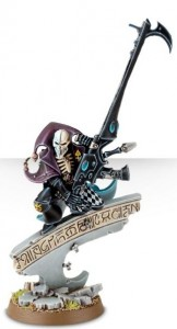 фото Фигурки для сборки Games Workshop 'Warhammer. Harlequin Death Jester' (99070111001) #2