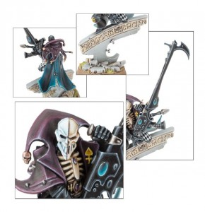 фото Фигурки для сборки Games Workshop 'Warhammer. Harlequin Death Jester' (99070111001) #4