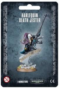 фигурка Фигурки для сборки Games Workshop 'Warhammer. Harlequin Death Jester' (99070111001)