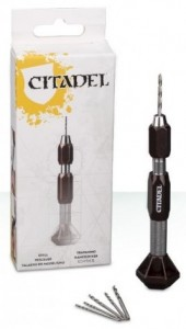 Набор инструментов Warhammer 'Citadel Drill' (99239999072)