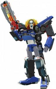 Игрушка-трансформер Tobot 'Тритан 39 см' (301007)