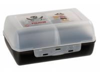 Пищевой контейнер Emsa 'Variabolo' (16 x 11 x 7 см / черный) (EM513793)