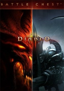 Игра Ключ для Diablo 3: Battle Сhest - RU