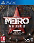 игра Metro: Exodus Aurora Limited Edition PS4 - Метро: Исход. Специальное издание Аврора -  Русская версия