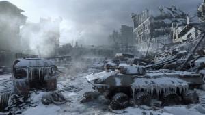 скриншот Metro: Exodus Aurora Limited Edition PS4 - Метро: Исход. Специальное издание Аврора -  Русская версия #5