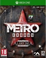 игра Metro: Exodus Aurora Limited Edition Xbox One - Метро: Исход. Специальное издание Аврора -  Русская версия