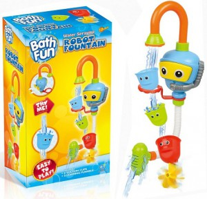 Игрушка для ванны BathFun ХоКо 'Веселый Насос' (9908А)